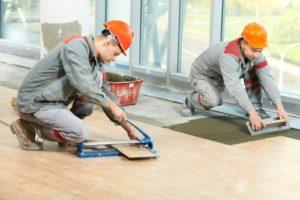 onderhoud vloeren