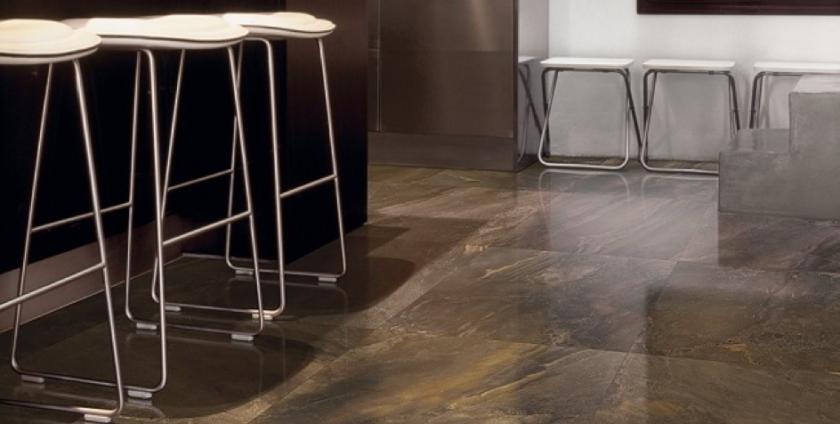 ideale vloer voor in de keuken