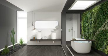 Kies een geschikte vloer voor in de badkamer uit